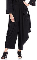 IC Collection Elastic Waist Band Pull-On Pants