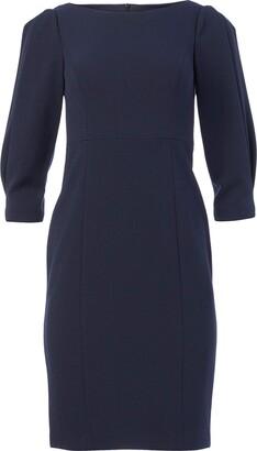 Brinker & Eliza Women's 3/4 Sleeve Sheath Dress