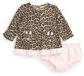 Kate Spade leopard print dress (Baby Girls)