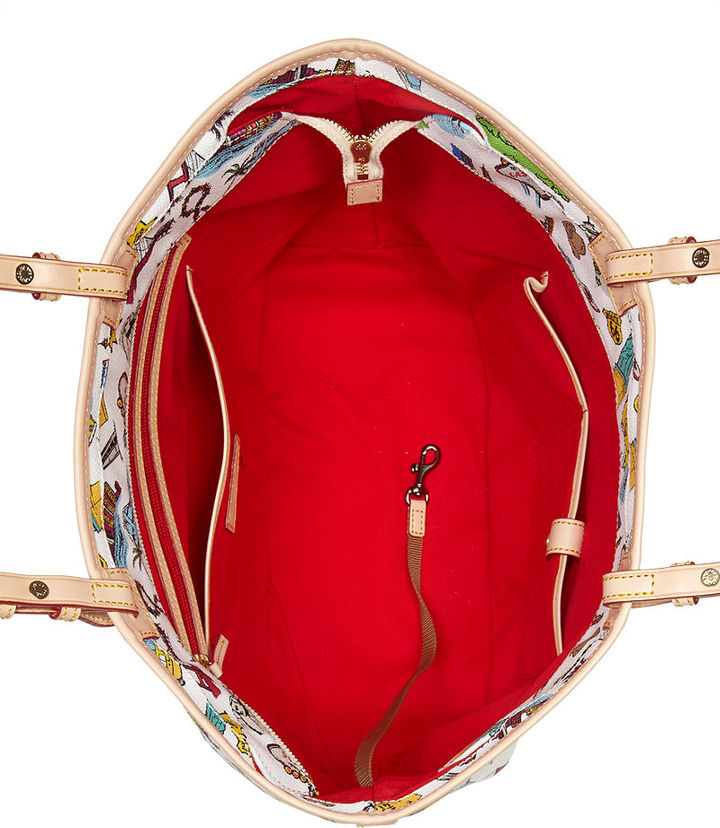 Dooney & Bourke Handbag, Americana Leisure Shopper