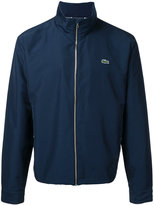 Lacoste logo patch windbreaker jacket - men - Polyamide/Polyester - S