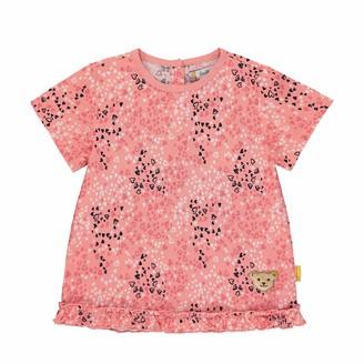 Steiff Girls' mit Herzchenmotive T-Shirt