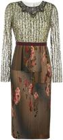 Antonio Marras 'Nanako' dress - women - Polyester/Spandex/Elastane - 44