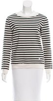 A.P.C. Striped Long Sleeve Top