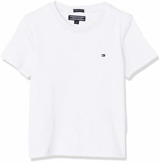 Tommy Hilfiger Boy's Basic Cn Knit S/s T-Shirt