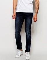 Blend of America Jeans Cirrus Skinny Fit Dark Wash