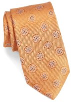 John W. Nordstrom 'Tranvai' Medallion Silk Tie
