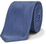 David Jones Micro Check Tie