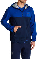 Reebok Hall of Fame Half-Zip Jacket
