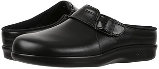 Sas SAS Clog (Black) Women's Shoes