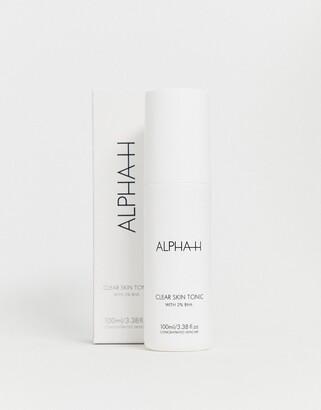 Alpha-h Clear Skin Tonic 100ml-No Colour