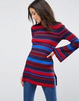 Asos Striped Tunic