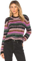 Milly Fringe Sweater