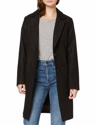 New Look Petite Women's P OP Lead in Coat