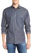 Maker & Company Men's Grid Sport Shirt