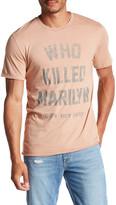 Eleven Paris ELEVENPARIS Monroe Print T-Shirt
