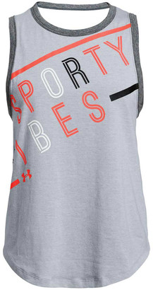 Under Armour Girls VS Finale Tank