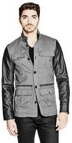 G by Guess GByGUESS Men's Infante Military Jacket