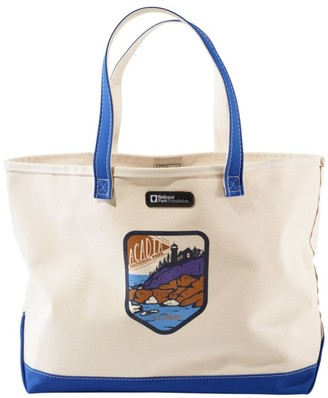 L.L. Bean Graphic Boat and Tote, Acadia