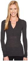Icebreaker Butter Rib Long Sleeve Women's Long Sleeve Pullover