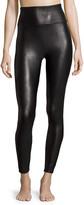 Spanx Ready-to-WowA Faux-Leather Leggings, Black