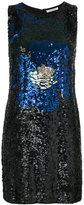 P.A.R.O.S.H. sequin embellished tank dress