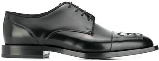 Fendi Karligraphy Derby shoes