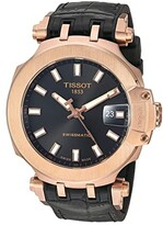 Tissot T-Race Swissmatic - T1154073705100 (Black) Watches
