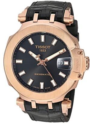 Tissot T-Race Swissmatic - T1154073705100 (Black) Watches