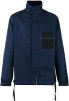 Marni patch pocket jacket - men - Cotton - 48