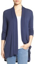 Bobeau Women's Long Cardigan