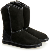 Australia Luxe Collective Black Short Shearling Boot
