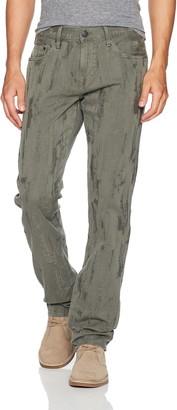 True Religion Men's Geno Slim Straight Jeans2