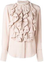 Chloé ruffle blouse - women - Silk - 34