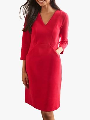Boden Bronte V-Neck Dress