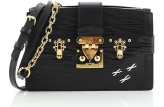Louis Vuitton Trunk Clutch Epi Leather