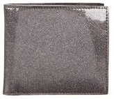 Opening Ceremony Glitter Patent Leather Wallet