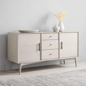 west elm Mid-Century Buffet - Pebble