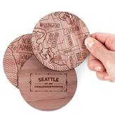 Seattle Coasters (Set of 4)
