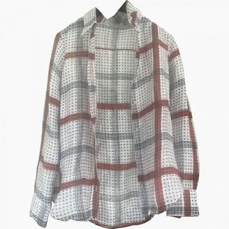 Etoile Isabel Marant White Linen Knitwear for Women