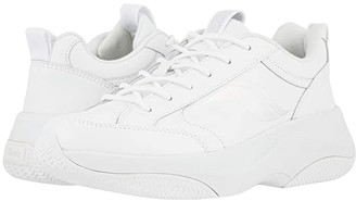 Keds K-89 Leather (White) Women's Shoes