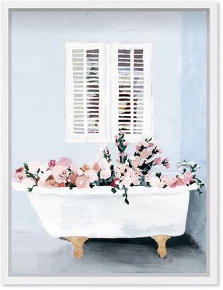 Oliver Gal Floral Tub