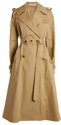 J.W.Anderson A-Line Trench Coat