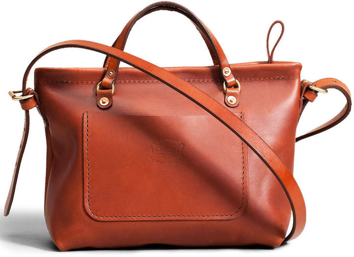 Co Orox Leather Merces Leather Crossbody Bag