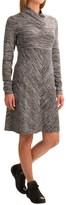 Aventura Clothing Maeve Space-Dye Dress - Long Sleeve (For Women)