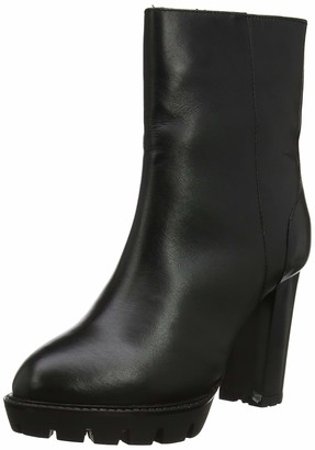 Pepe Jeans London Women's Vernon Basic Ankle Boots