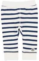 Molo Kids Infants' Sailor Striped Cotton French Terry Sweatpants