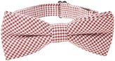 Appaman Bow Tie (Toddler/Kid) - Red Houndstooth - One Size