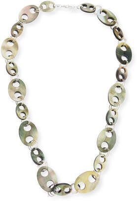 Viktoria Hayman Doublet Link Statement Necklace