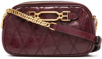 Bally Quilted Crossbody Bag